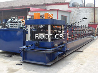 Chiny Hydraulic PLC Control Purlin Roll Forming Machine , Z Purlin Making Machine dostawca