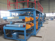 China 1250mm Width EPS Sandwich Panel Roll Forming Machine 28Kw for Warehouse​ distributor