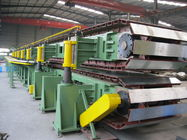 China Automatic Sandwich Panel Roll Forming Machine Pu Sandwich Panel Machine distributor