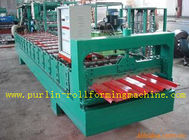Best Corrugated Cladding Wall / Roof Panel Roll Forming Machine / Equipment / Line 0.3mm - 0.8mm for sale